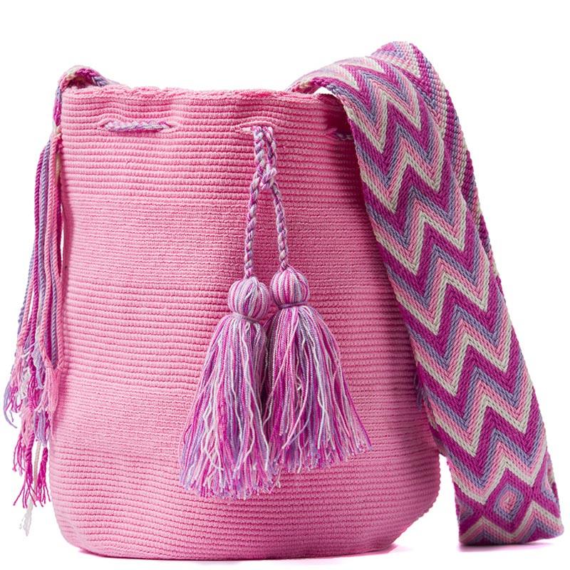 Madrid Producto Hecho Bolsos Wayuu Mano Bolso Comprar Wayuu Croche En A 4HqOHt