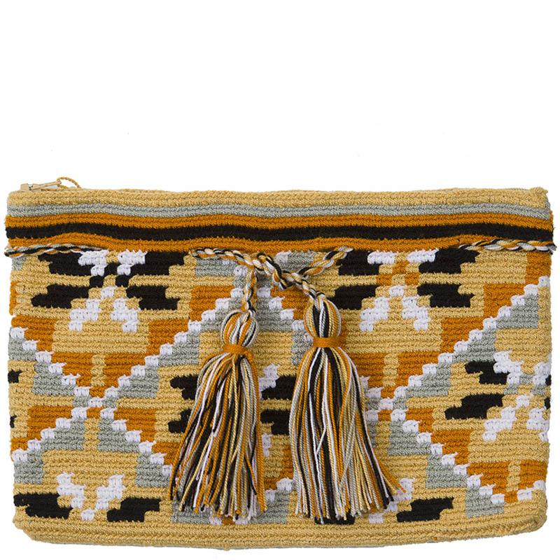 comprar clutch wayuu en madrid, bolso wayuu, bolso hecho a mano, bolso artesanal, productos artesanales, bolso colombia, wayuu, bolso de mano, bolso de mano wayuu