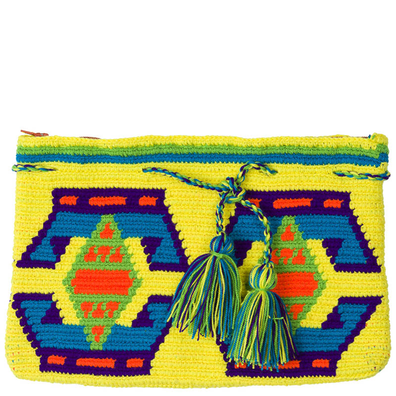 Venta De Wayuu Clutch En Moonrise Madridfull WE2YH9DI